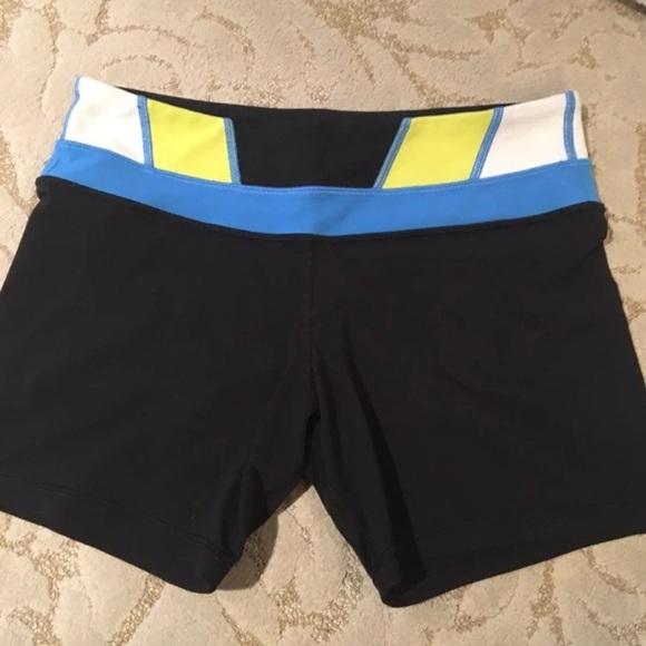 lululemon athletica Pants - Lulu Lemon Booty Shorts